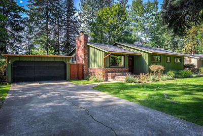 Hayden Single Family Home For Sale: 10221 N Pines Rd