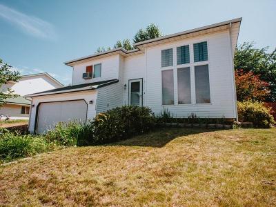 Hayden Single Family Home For Sale: 11240 N Stinson Loop