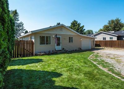 Hayden Single Family Home For Sale: 164 W Hilgren Ave