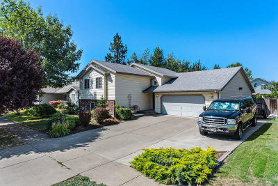 Coeur D'alene Single Family Home For Sale: 5927 N Isabella Ct