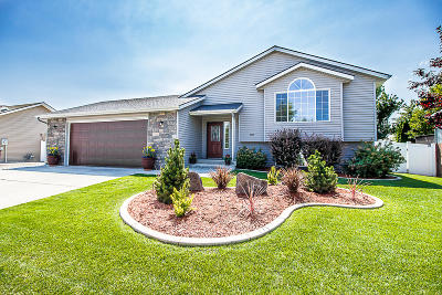 Hayden Single Family Home For Sale: 3077 W Blueberry Cir