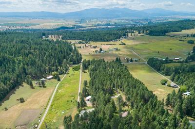 Rathdrum Single Family Home For Sale: 11917 W Hidden Valley Rd