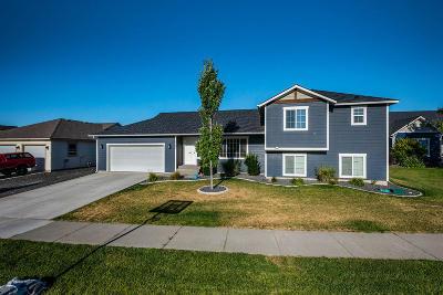 Rathdrum Single Family Home For Sale: 13490 Polaris St