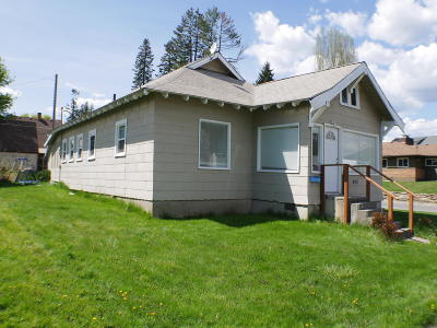 St. Maries Single Family Home For Sale: 403 S. 10th Street