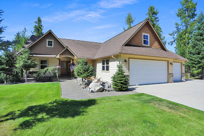 Post Falls Single Family Home For Sale: 11249 W Romin Rd