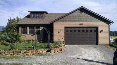 Bonners Ferry Single Family Home For Sale: 6854 Kaniksu St