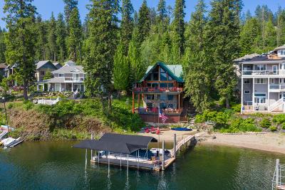 Harrison Single Family Home For Sale: 4936 S Fishhawk Ct