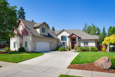 Coeur D'alene Single Family Home For Sale: 3945 N. 19th Street