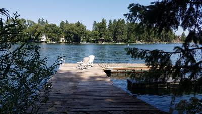 Post Falls Residential Lots & Land For Sale: 11601 W Gull Harbor Ct