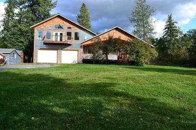 Bonners Ferry Single Family Home For Sale: 7069 Helena St