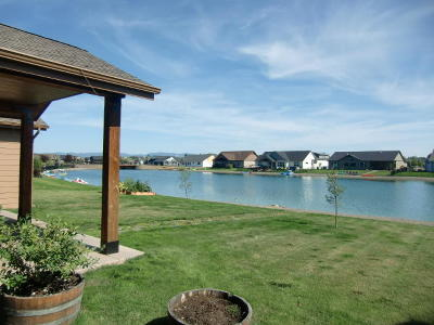 Rathdrum Single Family Home For Sale: 15361 N Pristine Cir