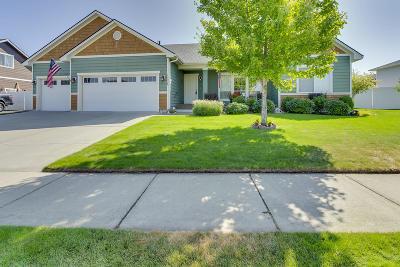 Rathdrum Single Family Home For Sale: 13556 Apollo St