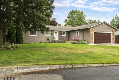 Coeur D'alene Single Family Home For Sale: 4010 N Staples Ave