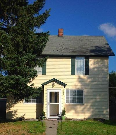 Coeur D'alene ID Single Family Home For Sale: $280,000