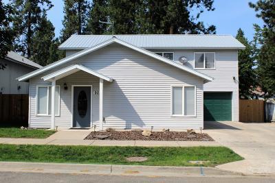 Coeur D'alene ID Single Family Home For Sale: $315,000