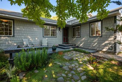 Bonners Ferry Single Family Home For Sale: 7410 Blaine St