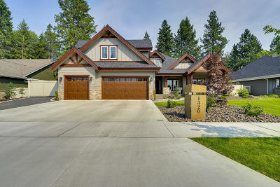 Hayden Single Family Home For Sale: 1320 E Maroon Creek Dr