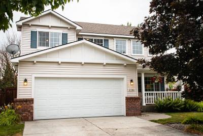 Coeur D'alene ID Single Family Home For Sale: $384,900