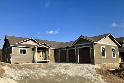 Sandpoint Single Family Home For Sale: 113 Crooked Ear Drive