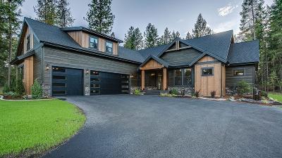 Hayden Single Family Home For Sale: 11571 N Spiraea Ln