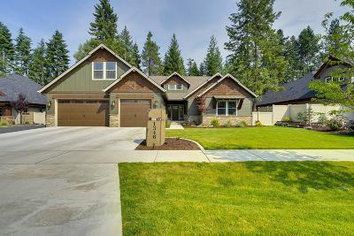 Hayden Single Family Home For Sale: 1346 E Maroon Creek Dr