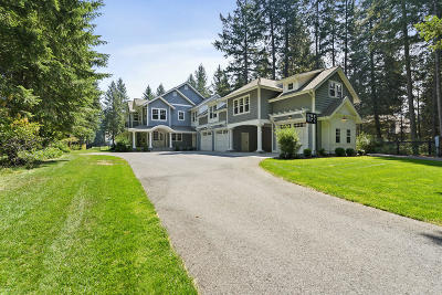 Hayden Single Family Home For Sale: 9254 N Strahorn Rd