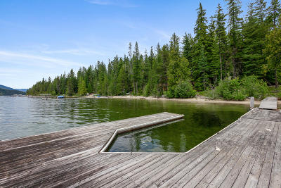 Priest Lake Residential Lots & Land For Sale: Lot 6 S Sandy Shores Ln