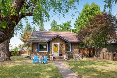 Coeur D'alene ID Single Family Home For Sale: $354,000
