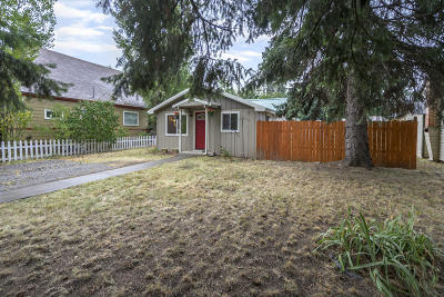 Coeur D'alene ID Single Family Home For Sale: $219,900