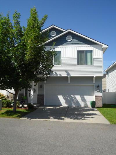 Coeur D'alene ID Single Family Home For Sale: $259,000