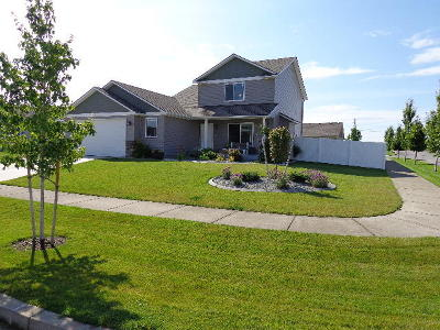 Rathdrum Single Family Home For Sale: 6714 W Covenant St
