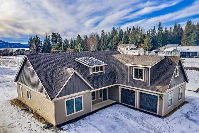 Sandpoint Single Family Home For Sale: 116 Crooked Ear Dr
