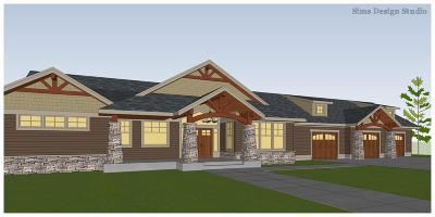 Harrison Single Family Home For Sale: S Eddyville Road