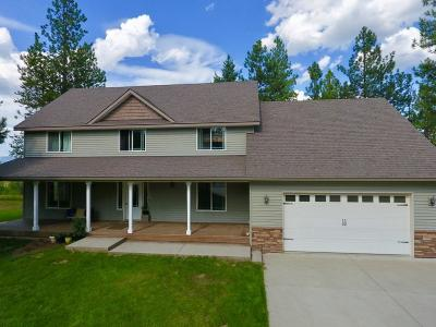 Spirit Lake Single Family Home For Sale: 99 Simba