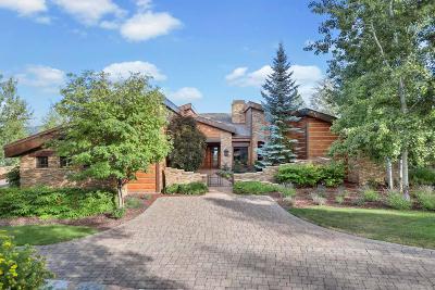 Coeur D'alene ID Single Family Home For Sale: $3,200,000