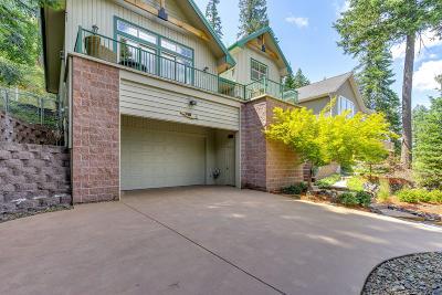 Hayden Single Family Home For Sale: 3282 E Upper Hayden Lake Rd