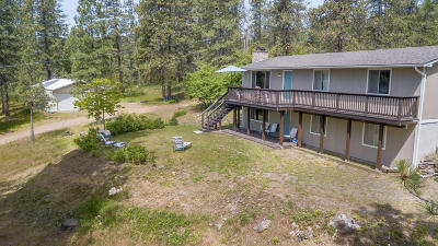 Rathdrum Single Family Home For Sale: 12530 N Chase Rd