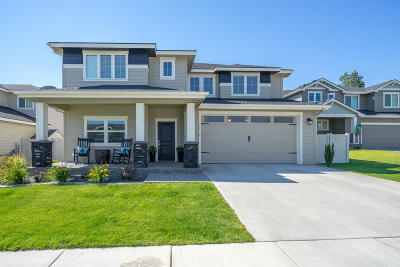 Coeur D'alene Single Family Home For Sale: 3114 W Augustin Dr