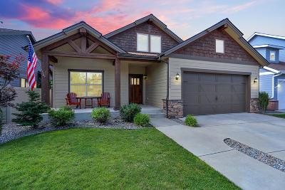 Coeur D'alene ID Single Family Home For Sale: $419,900