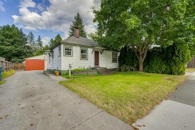 Coeur D'alene ID Single Family Home For Sale: $245,000