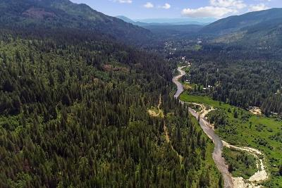 Sandpoint Residential Lots & Land For Sale: Lot 3 Upper Pack River Road