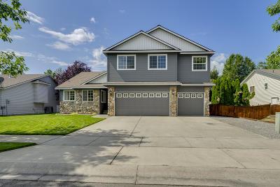 Coeur D'alene ID Single Family Home For Sale: $405,000