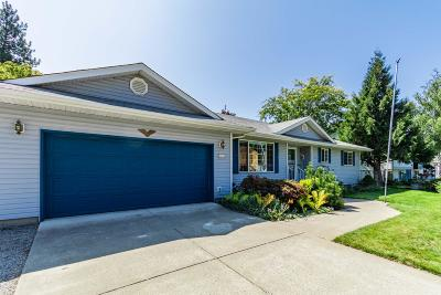 Rathdrum Single Family Home For Sale: 8279 W Nevada St