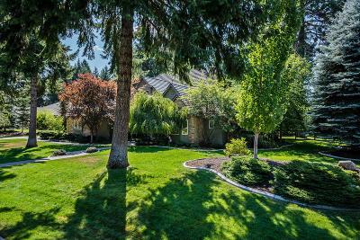 Hayden Single Family Home For Sale: 1614 E Woodstone Dr