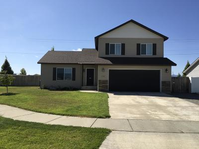 Rathdrum Single Family Home For Sale: 13195 N Zodiac Loop