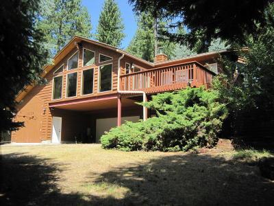 Harrison Single Family Home For Sale: 14536 E Sunset Shores Cir