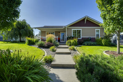 Rathdrum Single Family Home For Sale: 7140 W Majestic Ave