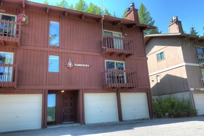 Sandpoint Condo/Townhouse For Sale: 14 Flurry Ct #14