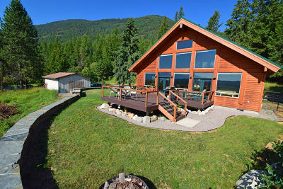 Bonners Ferry Single Family Home For Sale: 5040 Westside