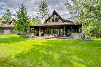 Harrison Single Family Home For Sale: 6319 S Gozzer Rd